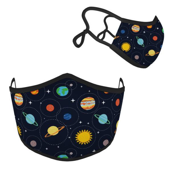 Kids Trumask Planets (k5)